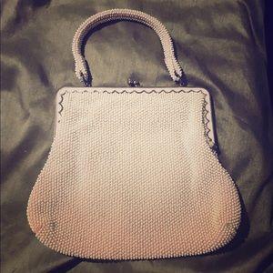 Vintage 'Petite Pearl' handbag